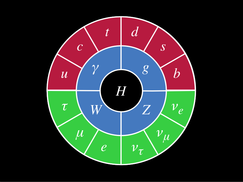 Particle Fever Standard Model Graphic